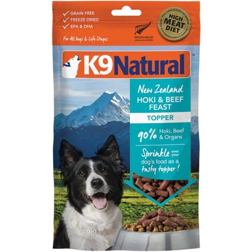 K9 FD BF/Hoki Top Dog 3.5oz.